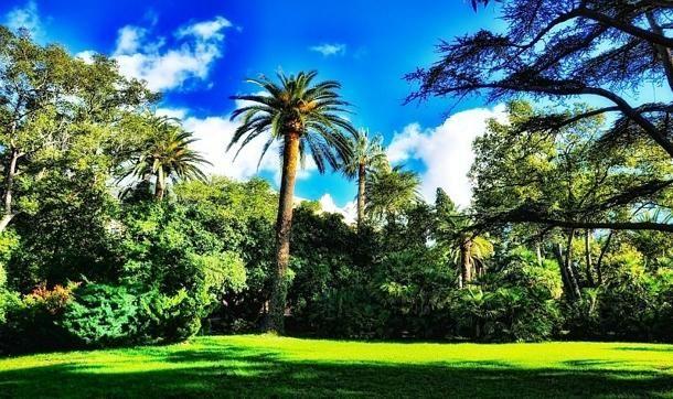 I parchi di Nervi, #Genova