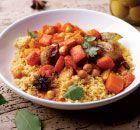 Ottolenghi Vegetable Couscous