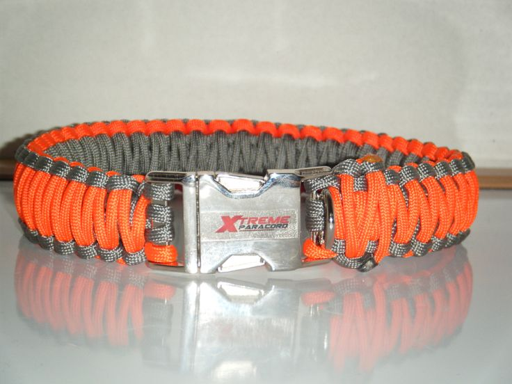 American Bull Dog Wide 550 Paracord Dog by XtremeParacordGear, $24.00