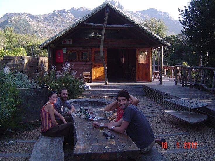 Orange Kloof camp