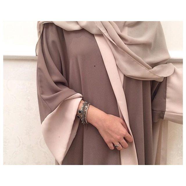 Allure Casual Abaya