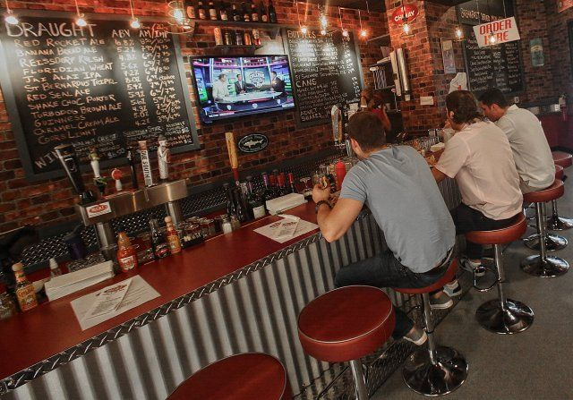 MEAT Eatery, Boca Raton. (Damon Higgins/ The Palm Beach Post)