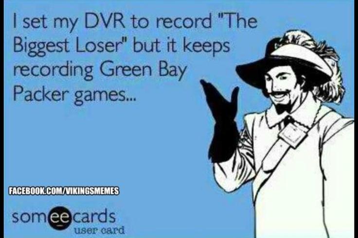 Packers suck