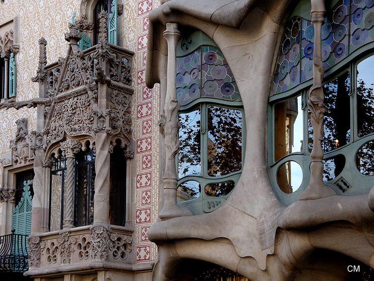 Barcelona - Paseo de Gracia + - Barcelona, Barcelona