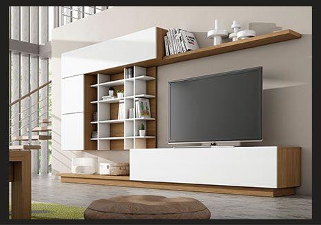 Sala d'estar de disseny / Sala de estar de diseño #Tortosa #Terresdelebre #Mobles #Muebles
