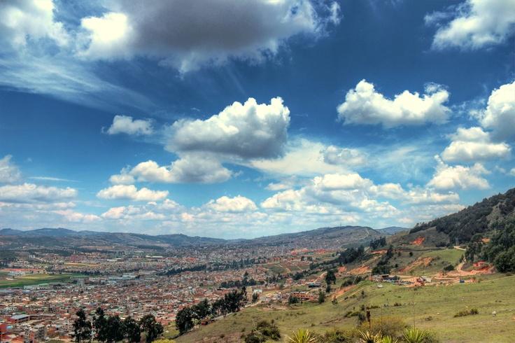 TUNJA, BOYACA, COLOMBIA | Tunja #colombia