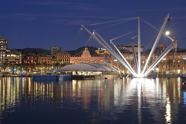 Il Porto Antico di Genova, Liguria - © Roberto Merlo