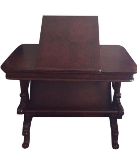 Victorian Drafting Table on Chairish.com