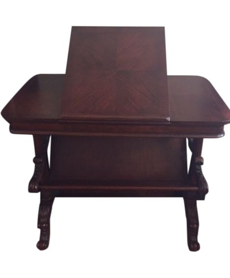 Victorian Drafting Table on Chairish.com