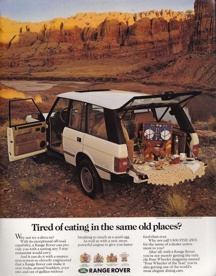 Land Rover 1989 Trains Planes And Automobiles And