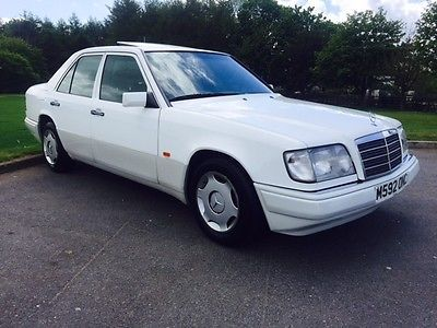 eBay: Time Warp Classic W124 Mercedes E220 - BEST AVAILABLE #classiccars #cars