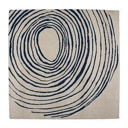 EIVOR CIRKEL Rug, high pile - IKEA this might be right to replace our current one. $129.00