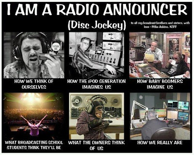 For all my radio announcing friends :)