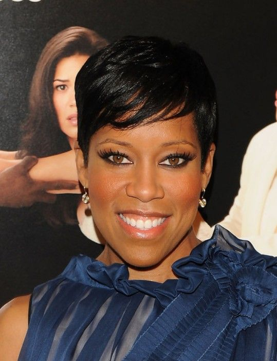 Short Hairstyles African American Women | 2013 Popular Short Straight Hairstyles for Women