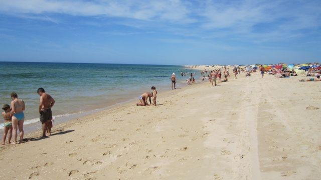 Barril Beach Tavira