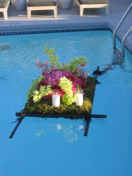 21 Best Arreglos Florales Para Alberca Images On Pinterest Flower Arrangements Pools And