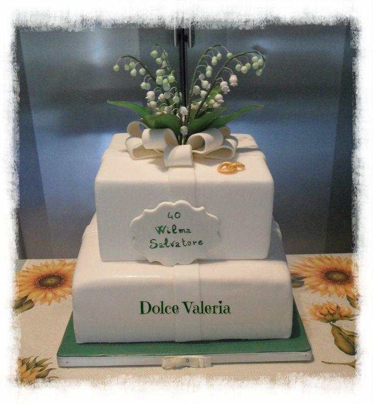 nozze di smeraldo, un meraviglioso anniversario...