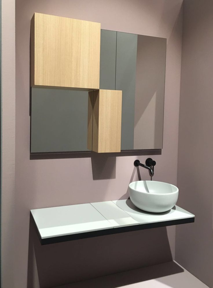 Fresh and young style: this is MULTIPLO, the new collection by CIELO - design A. Parisio & G. Pezzano  #bathroom #ceramic #SaloneDelMobile #design #interiordesign #inspiration #decor #Cielo #HandMadeinItaly