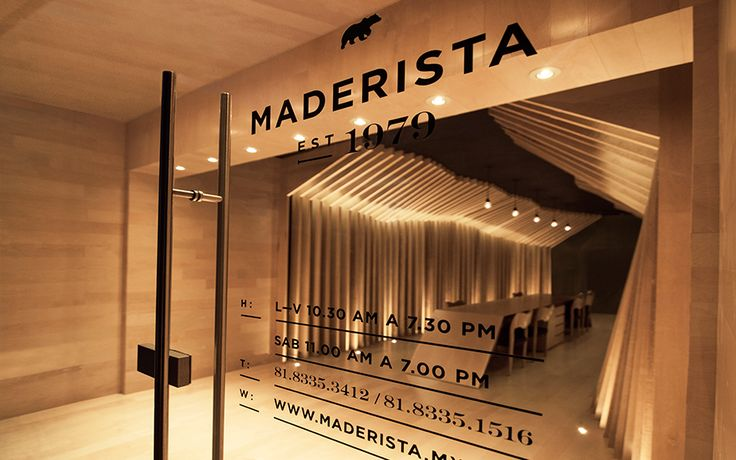 Maderista is a carpentry boutique that offers custom made furniture using only the finest wood. With more than 30 years of experience, Maderista approached us with the need to consolidate its brand with a stronger and more sophisticated design, a rebranding that would express it's proficiency and expertise in a modern and all-embracing way.   The naming for Maderista is a witty made-up word consisting of two parts: madera, or 'wood' in Spanish and the suffix 'ista', a desi...