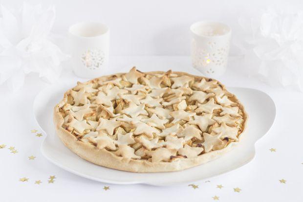 Apple pie étoilée - Paperboat.fr - #applepie #diy #food