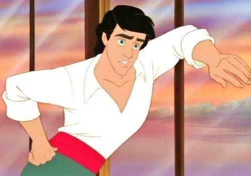 Or a DEEP V ? | Prince Eric Was The Best Disney Prince And It's OK To Be Attracted To Him