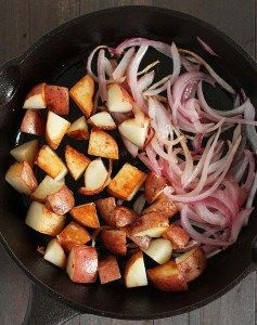 The Vegan Breakfast Burrito