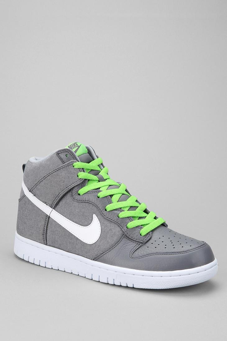 Nike Dunk Hi Sneaker. Jordan Shoes ...