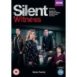 tv-drama - Silent Witness Series 20 (DVD)