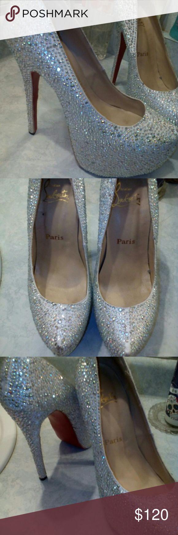 CL Shoes CL Heel Platform size 8 Shoes