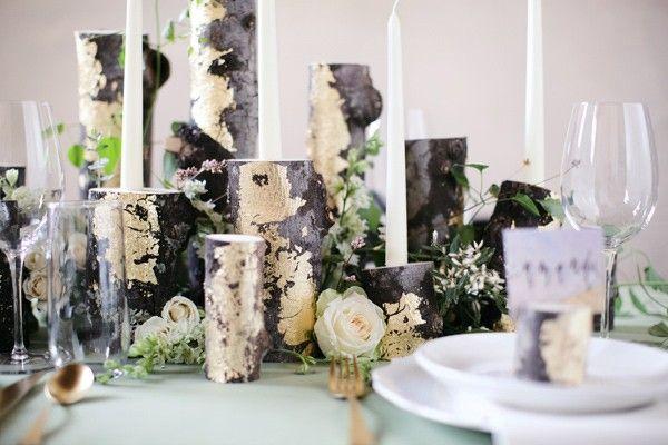 DIY: Candelabros para tu mesa   El Blog de SecretariaEvento