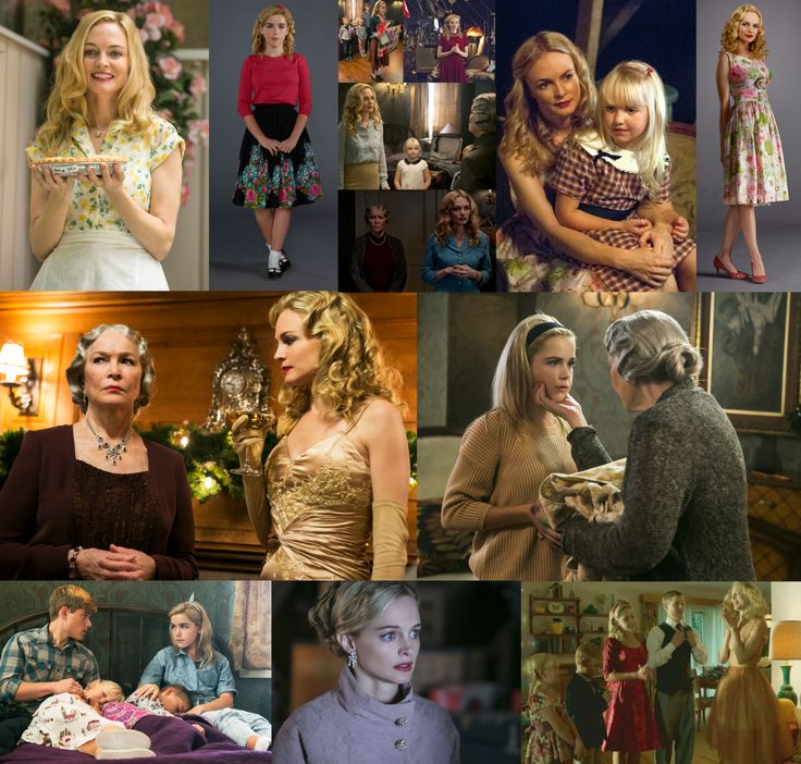 The new remake of Flowers in the Attic that I'll be recording tonight! Heather Graham and Ellen Burstyn