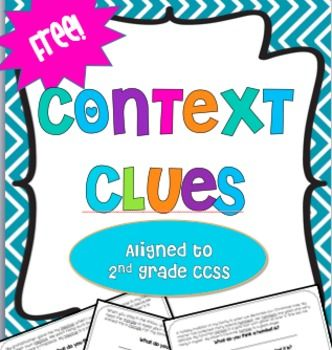 Context Clues FREEBIE!