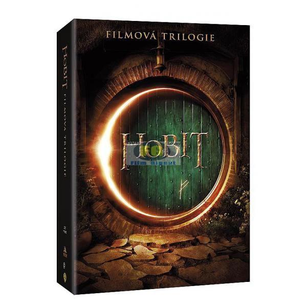 KOMPLETNÍ TRILOGIE HOBIT NA 6 DVD DISCÍCH!!!DÁREK SBĚRATELSKÉ KARTY V BALENÍ!HOBIT: NEOČEKÁVANÁ CESTAObsah filmu:První díl trilogie Hobit: Neočekávaná cesta natočený na námět stejnojmenné nadčasové klasiky z pera J. R. R. Tolkiena sleduje hlavního hrdinu Bilba Pytlíka. Ten je spolu s čarodějem Gandalfem a třinácti trpaslíky vedenými Thorinem Pavézou vržen do velkolepého dobrodružství: musí od strašlivého draka Šmaka vydobýt zpět ztracené království trpaslíků Erebor. Cesta je zavede do Velké…
