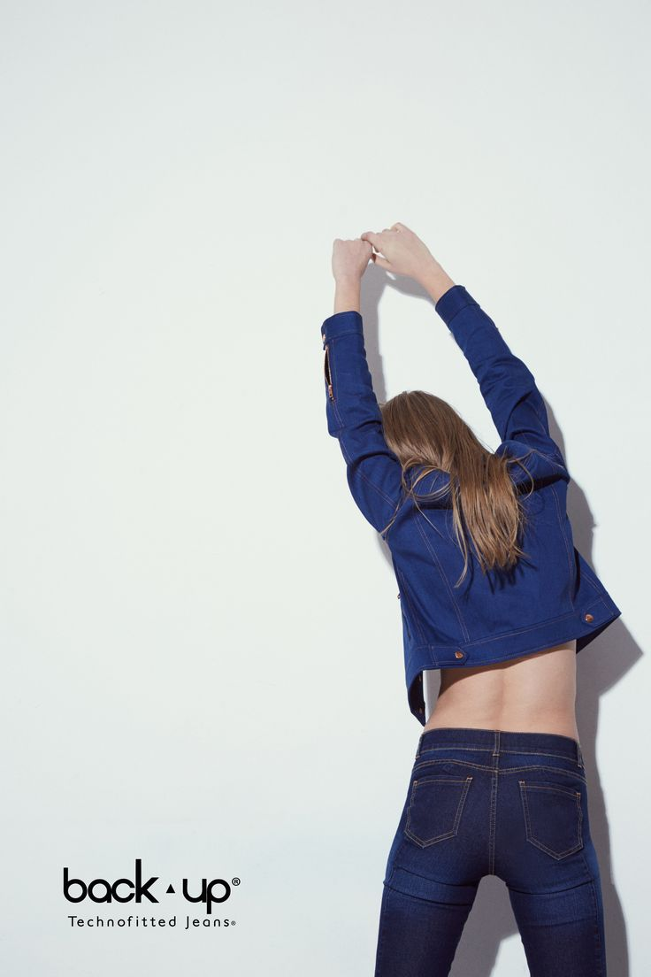Back up® Jeans JUNIORS