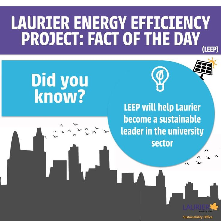 DYK: LEEP will help @wilfridlaurieruni become a sustainable leader in the university sector.        #sustainable #green #climatechange #sustainability #laurier #laurierlove #cleanenergy #climate #ghg #gogreen #environment #forests #reuse #greenenergy #pollution #waste #energy #ecosystem #compost #plastic #waterloo #reuse #waste #wildlife #nature #fairtrade #coffee
