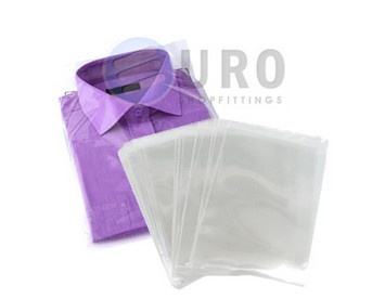 Clear Resealable Bags