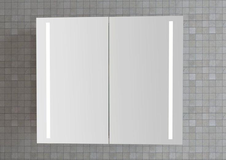 Přes 25 nejlepších nápadů na téma Spiegelschrank Mit Licht na - badezimmer spiegelschrank mit beleuchtung g nstig