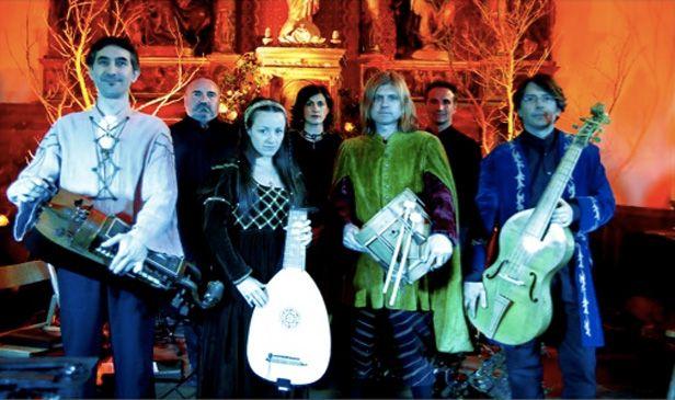 Música para los sentidos: Ensemble Elfenthal 29/06/2013