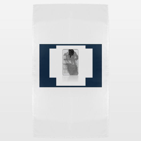 Stylish man tablecloth - Tate Devros