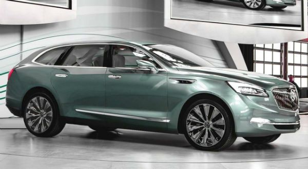 2018 Buick Lacrosse is the featured model. The 2018 Buick Lacrosse Wagon image is added in car pictures category by the author on Apr 5, 2017.
