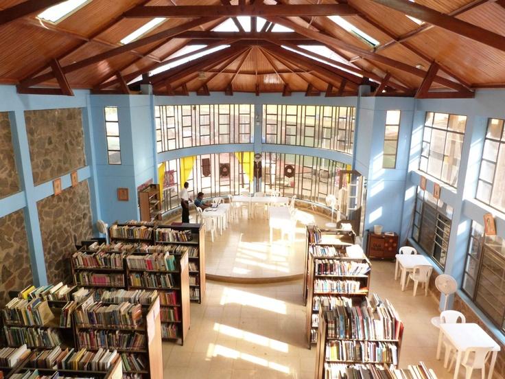 Biblioteca Pública Departamental José Eustasio Rivera. Mitú - Vaupés. Colombia.