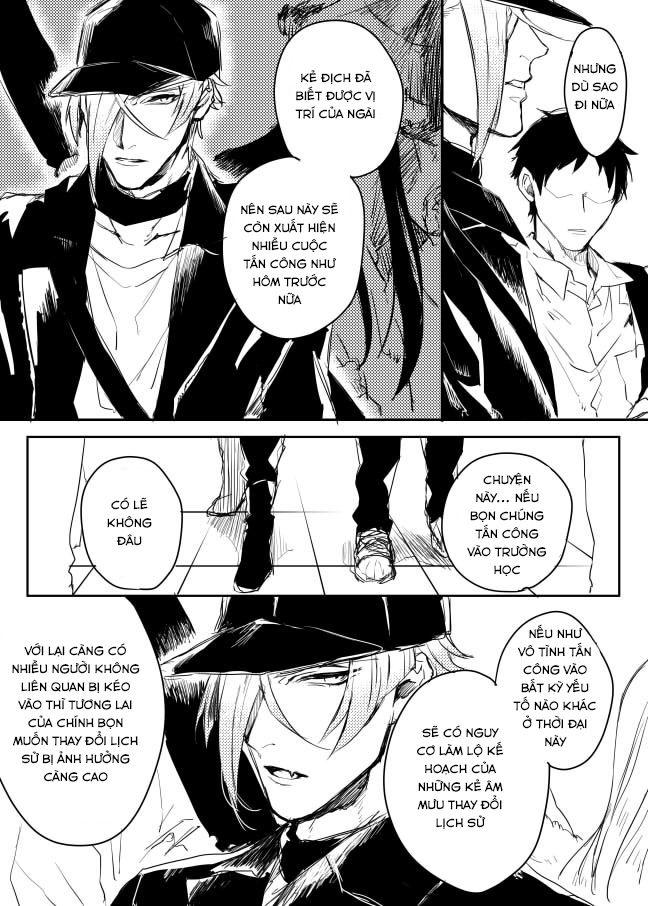 Shounen Manga Kiếm Trai (chương 2) trong 2020 Manga