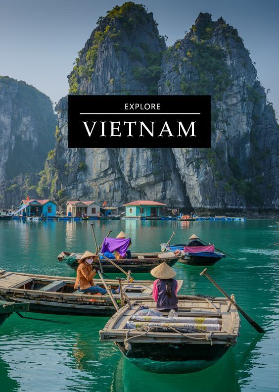 The best Destinations in Vietnam, from Major Monuments to Secret Local Spots……