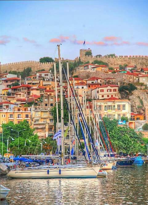 Kavala, North Greece