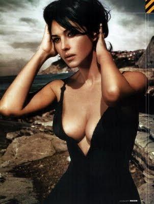 A Couture Life...: Why I Love Italian Women: Monica Bellucci
