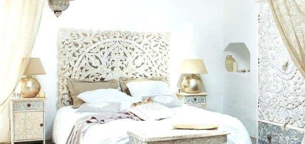 Orientalisch Einrichten 50 Fabelhafte Wohnideen Wie Aus 1001 Nacht 37 Ihr Eigenes Zuhause Orientalisch E Wohnen Orientalisches Schlafzimmer Kopfteil Bett
