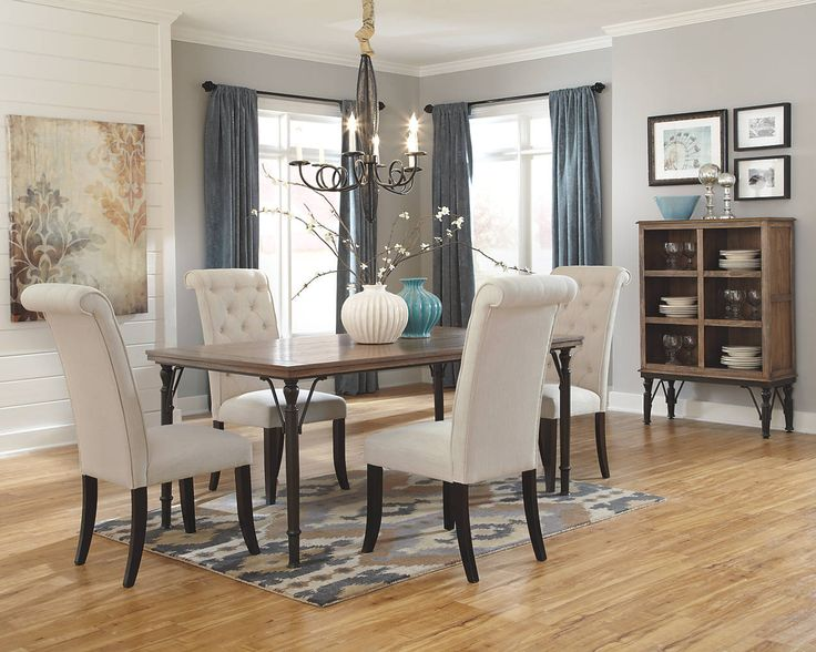 74 Best Ashley Dining Rooms Images On Pinterest  Dining Room Sets Best Ashley Dining Room Table Set Review
