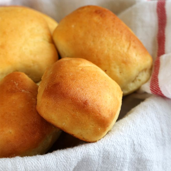 Gluten Free Texas Roadhouse-Style Rolls | Gluten Free on a Shoestring