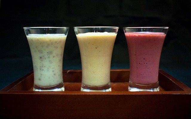 Five foods perfect for making a post #training smoothie...keep yourself fueled.