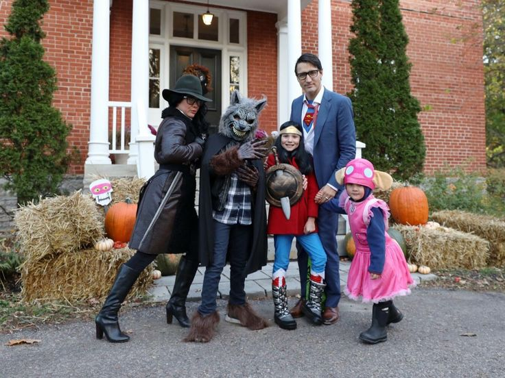 PMJT Family Hallowe'en 2017. #TrickOrTreat